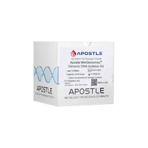 Apostle MiniGenomics Genomic DNA Isolation Kit